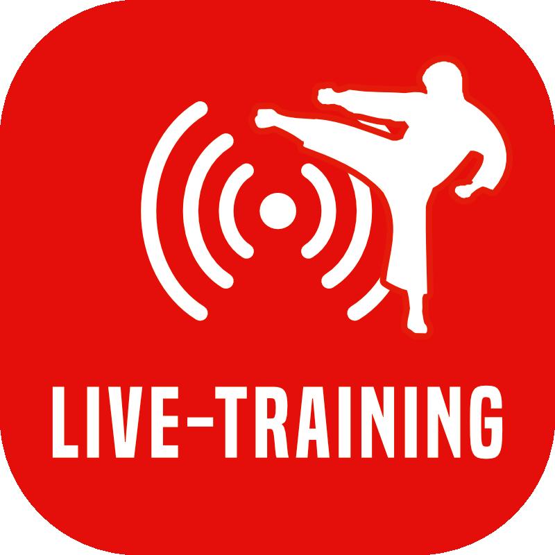 Button-LiveTraining Hover